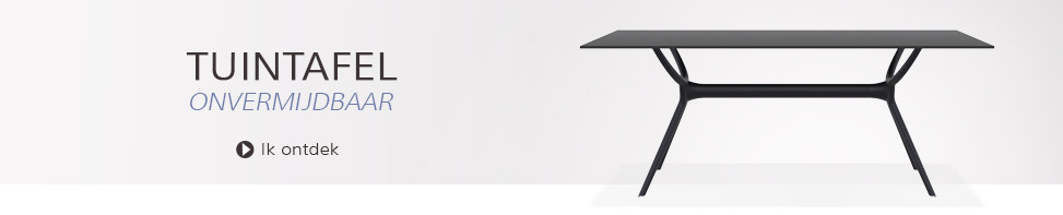 Tuintafel - Alterego Design