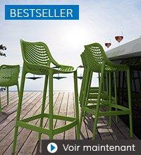 Bestseller Alterego Design - Tabourets de jardin BROZER