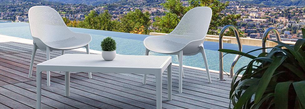 Meubles de terrasse - Alterego Design