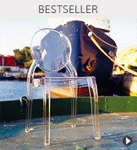 Bestseller Alterego Design - Tabourets de jardin ELIZA