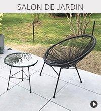 Fauteuil de jardin TIKI - Accessoire de jardin Alterego Design