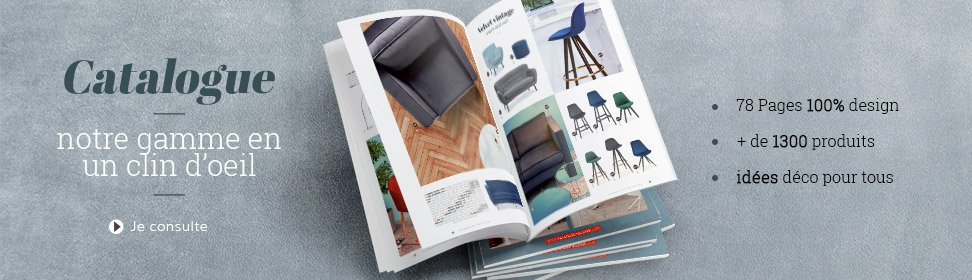 Catalogue 2019 du mobilier Alterego Design