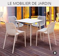 Le mobilier de jardin - Pièce Alterego Design