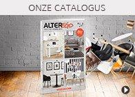 Catalogus Alterego - Design meubelen
