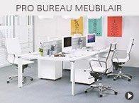 Bureaumeubilair voor bedrijven - Alterego Design