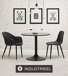Alterego Design - Industriele stijl