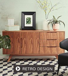 Alterego Design - Retro stijl